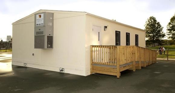 Modular Temporary Classroom ~ Modular classrooms portable new
