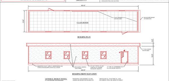Wide Variety of Modular Building Floor Plans